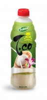509 Trobico Coconut water pet bottle 1.25ml